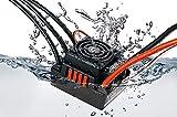 Xiangtat Hobby Wing Quicrun WP 8BL150 150A Waterproof ESC Speed Controller 1/8 Car SCT Monster Controls