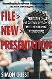 File->New->Presentation Book Cover