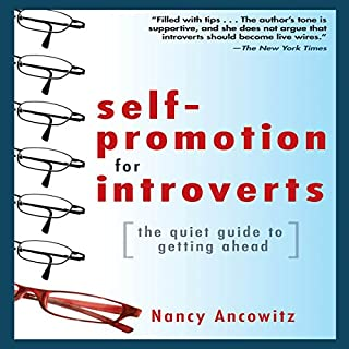 Self-Promotion for Introverts audiobook cover art