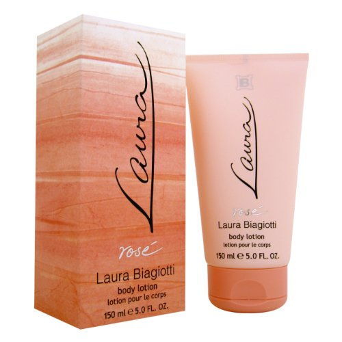 Laura Biagiotti Rose Body Lotion Boxed 150 ml, 1er Pack (1 x 150 ml)