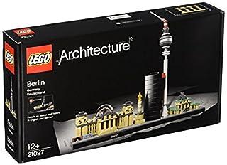 LEGO-Architecture Berlino, Colore Non specificato, 21027 (B012NOESIA) | Amazon price tracker / tracking, Amazon price history charts, Amazon price watches, Amazon price drop alerts