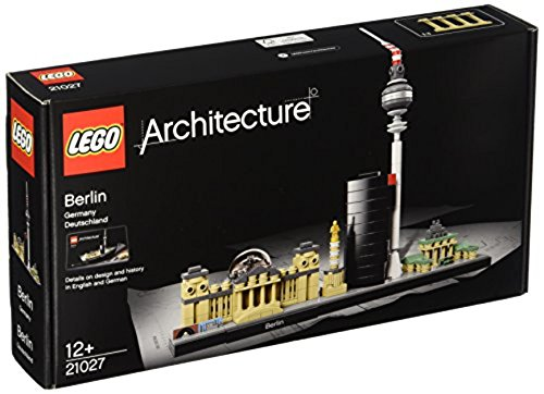 LEGO - 21027 - Architecture - Jeu de Construction - Berlin