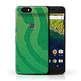 Phone Case for Huawei Nexus 6P Reptile Skin Effect Pit