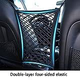 Immagine 1 2 layer rete portaoggetti auto