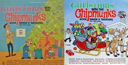 Christmas with the Chipmunks Volume 1 & 2 [1963]