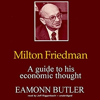 Milton Friedman cover art
