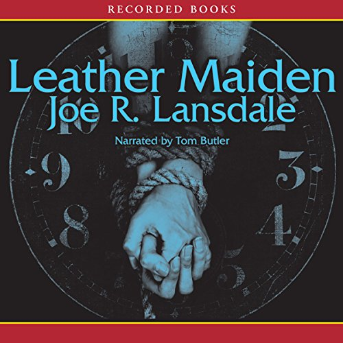 Leather Maiden audiobook cover art