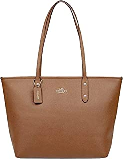 Coach City Zip Tote Bag for Women