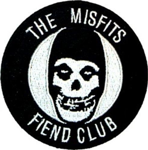 Application Misfits Fiendclub Patch