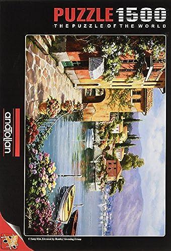 ordene ahora los precios más bajos Perre Group Villa De Lago Jigsaw Puzzle Puzzle Puzzle (1500-Piece) by Perre  estar en gran demanda