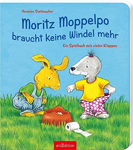 Moritz Moppelpo braucht keine Windel mehr - 2