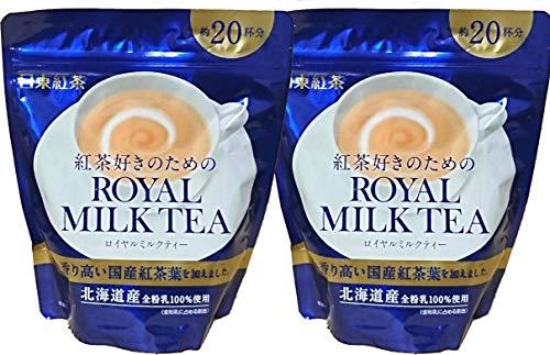 Nitto Königliche Milk Tea 9.87Oz (280G) (2-Pack)