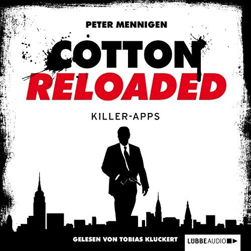 Killer Apps (Cotton Reloaded 8) Titelbild