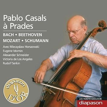 Bach, Beethoven, Mozart & Schumann (Les indispensables de Diapason)