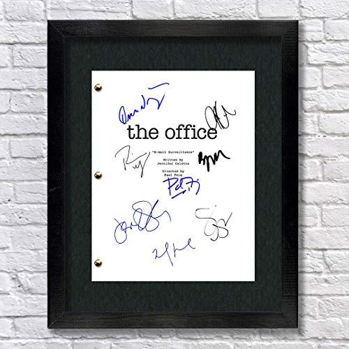 Cast Autographed Signed Reprint