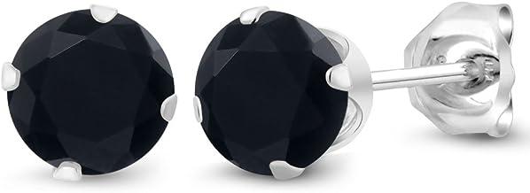 Basalt Energy Jewelry,Gold Plated Earrings,Custom Earrings Black Gemstone Black Dangle Earrings Cosmic Jewelry 14K gold Dangle Earrings