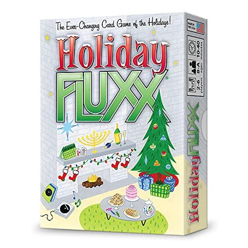 Wunderland / Looney Labs - 331656 - Jeu De Cartes - Holiday Fluxx