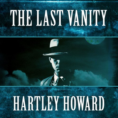 The Last Vanity audiobook cover art