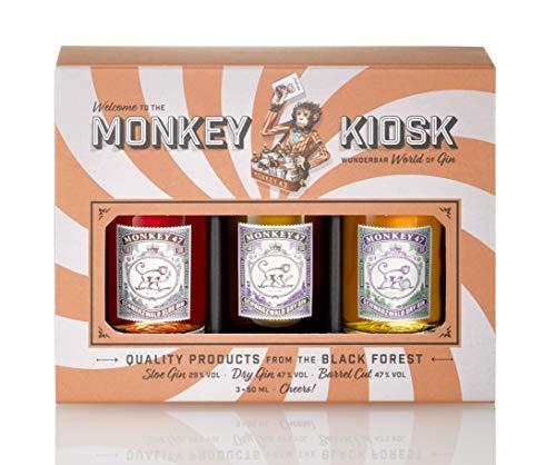 Monkey 47 Kiosk Set Gin (1 x 0.15 l), 21193