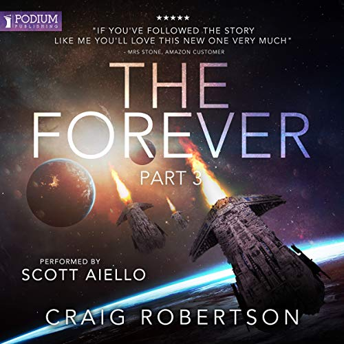 The Forever, Part III audiobook cover art