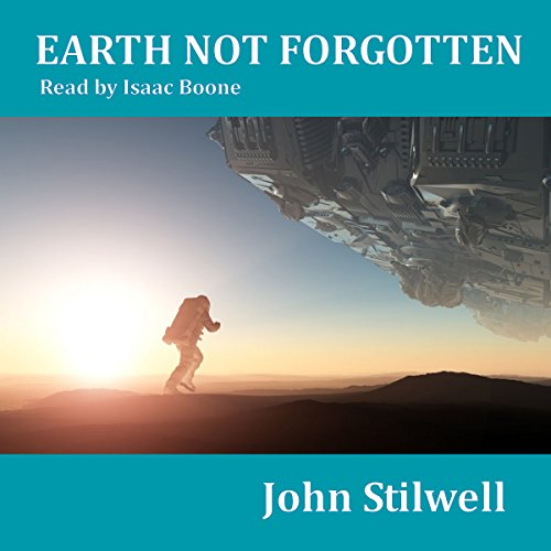 Earth Not Forgotten Titelbild