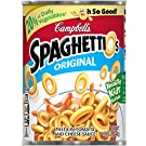 Campbell's SpaghettiOs Canned Pasta, Original, 15.8 oz. Can