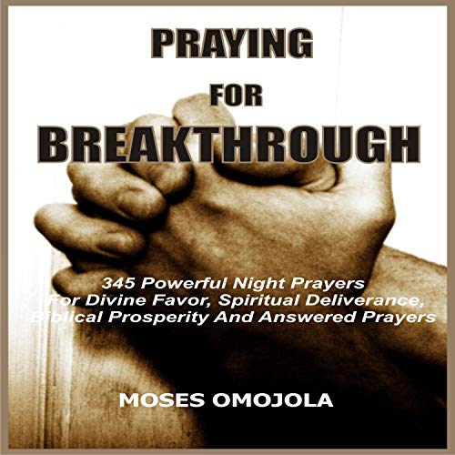 Praying for Breakthrough cover art