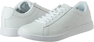 Lacoste Carnaby Fashion Sneakers Shoes for Women, Size 37 EU, White