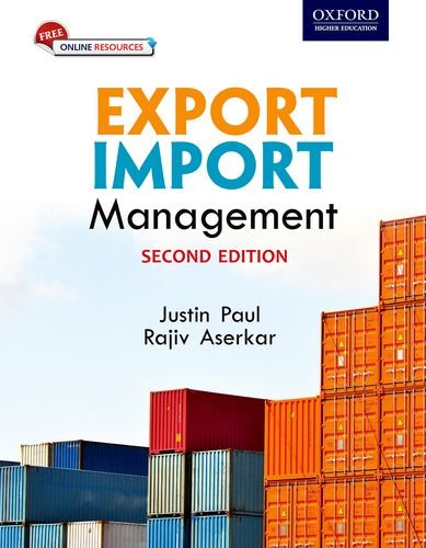 Compare Textbook Prices for Export Import Management 2 Edition ISBN 9780198089407 by Paul, Justin,Aserkar, Rajiv