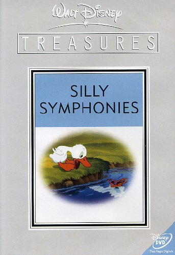 walt disney treasures - silly symphonies (2 dvd) [Italia]