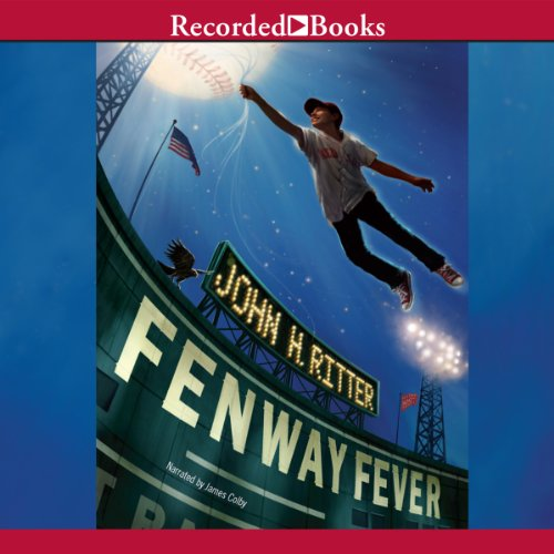 Fenway Fever audiobook cover art