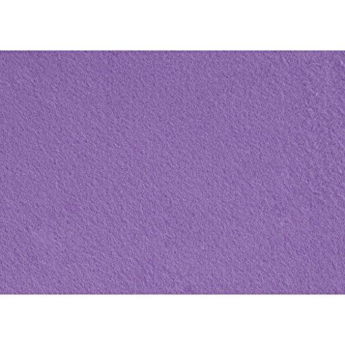 Creativ Company Artisanat feutre, 21x30 cm, 10 feuilles violet clair