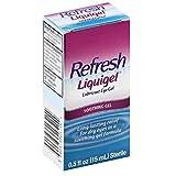 Refresh Liquigel Lubricant Eye Gel, 0.5 Fl Oz (Pack of 2)