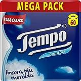Tempo Carta Igienica Comfort, Morbida e Resistente, 60 Maxi Rotoli