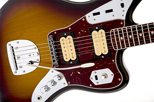 Fender Kurt Cobain Jaguar NOS - 3-Tone Sunburst with Rosewood Fingerboard