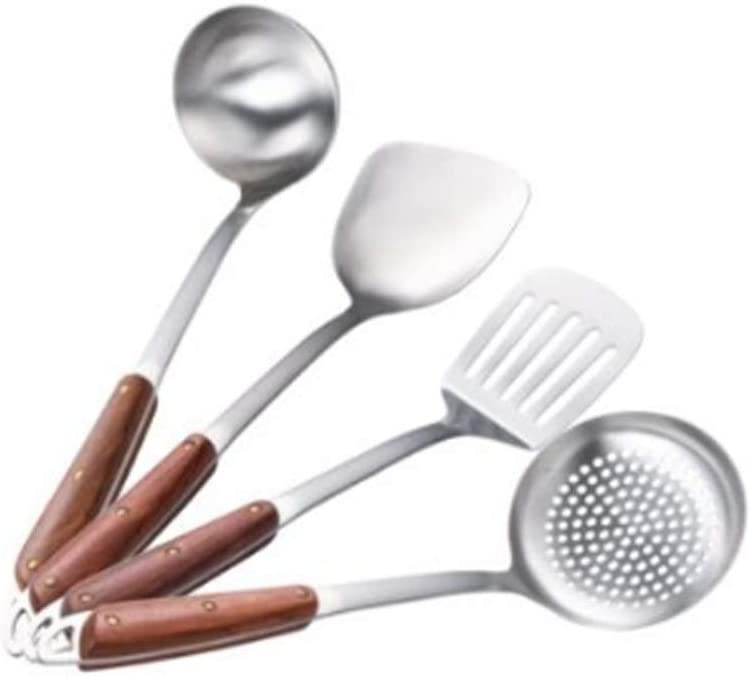 Super-cheap YFQHDD Stainless Steel Ranking TOP5 Shovel Kitchen Utensils