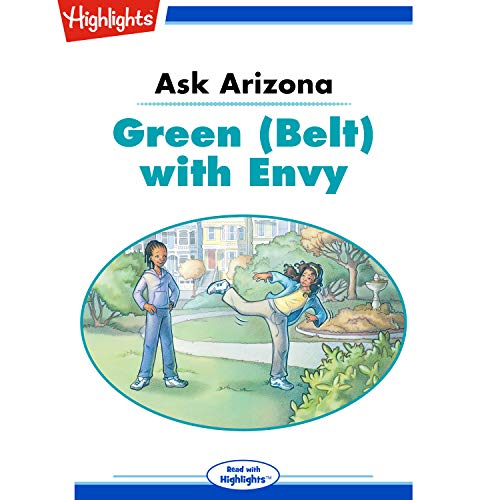 Ask Arizona: Green (Belt) with Envy cover art