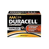 Duracell CopperTop Alkaline Batteries with...