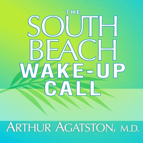 The South Beach Wake-Up Call audiobook cover art