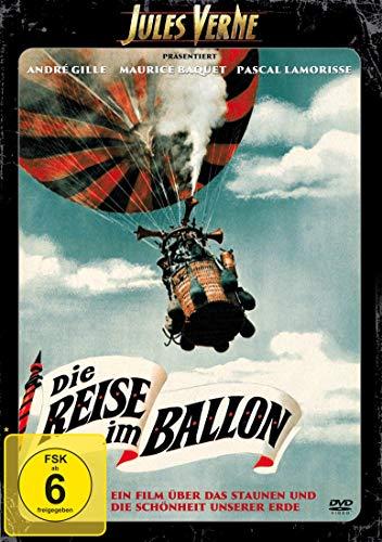 Jules Verne - Die Reise im Ballon