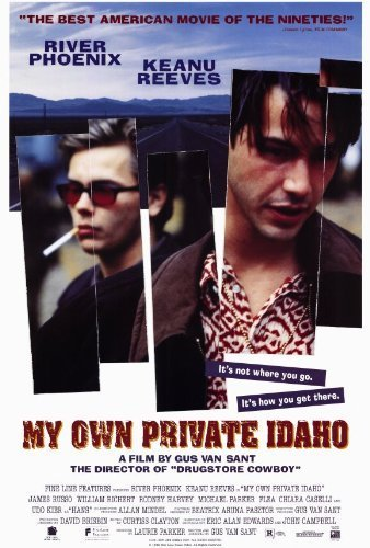 (27x40) My Own Private Idaho Poster by MG Poster