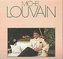 Michel Louvain: Self Titled 1984 LP VG++/NM Canada ADM ADM-4000