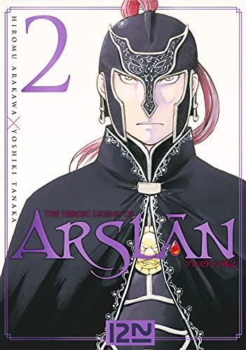The Heroic Legend of Arslân - tome 02 (Shonen t. 2)