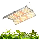 Barrina LED Grow Light, Full Spectrum with IR, 4x4FT Coverage, Dimmable, Adjustable Light Panel with 720 LEDs, Hight PPFD, Plant Grow Light for Indoor Plants Seedling Growing Bloom Flowering Fruiting
