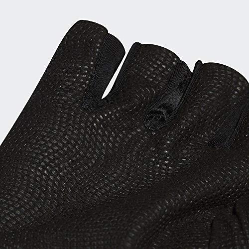 [アディダス]バーサタイルクライメットグローブFSM04メンズブラック/ブラック/アイアンメタリック(DT7955)日本M(FREEサイズ)