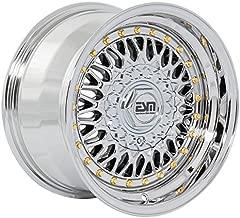 ESM-002R Wheels Rims Platinum Chrome 15x8 15
