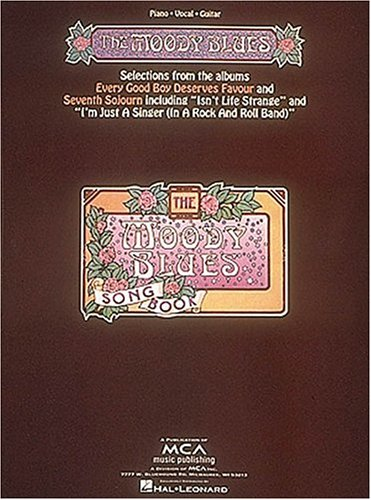 The Moody Blues Song Book