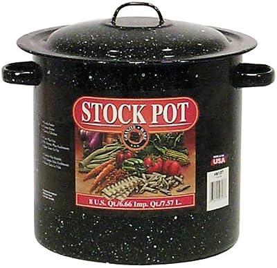 Granite Ware Stock Pot