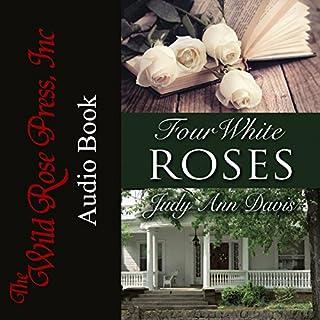 Four White Roses audiobook cover art