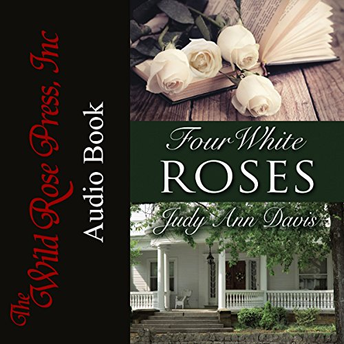 Four White Roses audiobook cover art